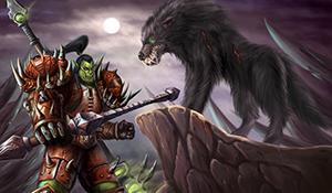 魔兽世界7.2版本猎人狼鹰坐骑视频预览介绍