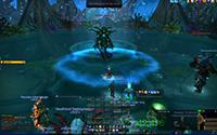 魔兽世界7.2版本萨格拉斯之墓萨丝琳击杀视频攻略