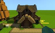 森林小屋材质包