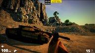 军事模拟游戏《RIP》截图 海陆空三方混战