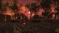 《天穗的长命草姬》游戏截图 萝莉女神重建家园