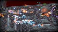 经典塔防类游戏《释放》截图 建筑高墙抵御异形