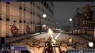 《Project Warlock》游戏截图 画风复古的独立FPS游戏