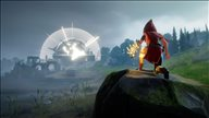 """《咒语破碎》游戏截图 元素魔法型的""""大逃杀"""""""