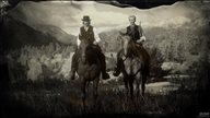 《荒野大镖客2》老照片风格截图 年轻枪手天不怕地不怕