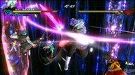 《龙珠:超宇宙2》大师团模式截图 可操控三种Boss角色