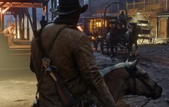 荒野大镖客2按键操作+画面显示+玩家/马匹属性+小游戏介绍