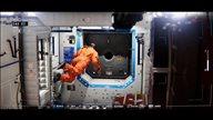 科幻惊悚游戏《观察》截图 一起探寻太空中的神秘事故
