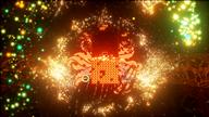 《俄罗斯方块效应》游戏截图 俄罗斯方块与酷炫光效的完美结合