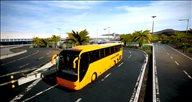 《旅行巴士模拟器》游戏截图 驾驶巴士游览美丽风景