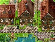 《余烬之中》游戏截图 两名少女的冒险物语