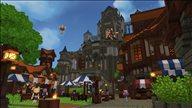 《Hytale》游戏截图 像素风格的沙盒游戏