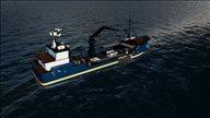 《致命捕捞:游戏版》截图 驾船出海捕捞海洋生物