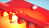 《迷你坦克》游戏截图 操控微小坦克击败敌人
