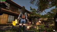 《生存之道》游戏截图 美少女的末世求生之旅