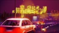 《变速箱》游戏截图 体验80年代的速递任务