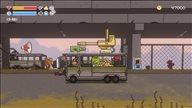 《荒野巴士》游戏截图 驾驶改造巴士寻找光之故乡