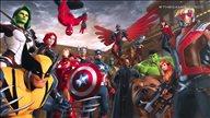 《漫画英雄:终极联盟3》游戏截图 多人合作挑战灭霸