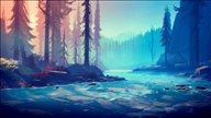 《丛林之中》游戏截图 拥有唯美画风的沙盒生存游戏