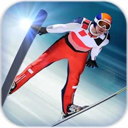 专业跳台滑雪