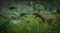 《侏罗纪世界:进化》预告、截图 繁殖恐龙打造新景点