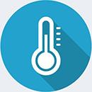 海狸温度计