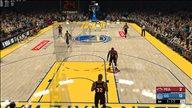 《NBA 2K19》最新4K截图公布 球员肤色塑料感十足