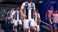 《FIFA 19》试玩版高清截图欣赏 超清晰的人物建模