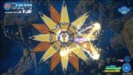 《王国之心3》最新截图公布 超多经典动画角色欢乐互动
