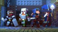 《我的世界:地下城》游戏截图 地牢之中探索宝物