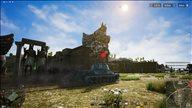 """《再战:战争领主》游戏截图 坦克之间的""""吃鸡""""之争"""