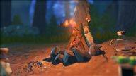 网易游戏《故土》截图 神秘大陆上演求生之道