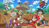 《忍者方盒》游戏截图 齐心协力建造怡人小屋