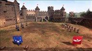 《BANNERMEN》游戏截图 率领军队征服世界