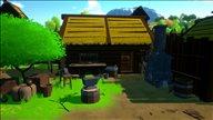 《战争号角》游戏截图 背井离乡踏上冒险之旅