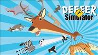 《麋鹿模拟器》游戏截图 魔性麋鹿爆笑来袭
