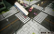 《撞车事故模拟器》游戏截图 控制车辆引发灾难