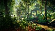 《东方之茵》游戏截图 用画笔记录所见之美