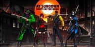 《日落时分》游戏截图 四位玩家同台拼杀