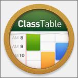 课程表app