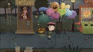 《小不幸》游戏截图 小女孩的奇妙冒险