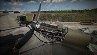 《飞机技师模拟器》游戏截图 修理飞机阻止敌人
