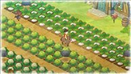 《哆啦A梦:大雄的牧场物语》截图 强强联合带来童年回忆