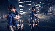 《星神链》游戏截图 科幻战警的酷炫战斗
