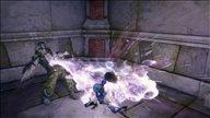 国产游戏《永劫回廊》截图 体验女武神的神圣试炼