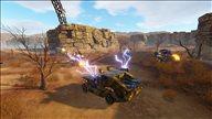 《Steamcraft》游戏截图 打造属于自己的最强战车