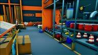 《伐木区》游戏截图 体验木材生产加工第一线