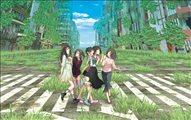 《致所有人类》游戏截图 五位少女的末世求生之旅