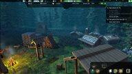 《夜幕降临》游戏截图 建立据点保障生存