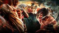 《进击的巨人2:最后一战》截图 飞檐走壁斩杀巨人